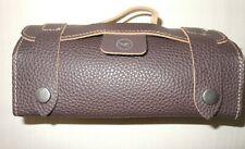 Great New LUFTHANSA Business Class    Amenity Bag-dark brown  ,sealed