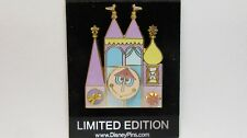 """Disney( """"it's a small world """" )Clock Face 100th Year Special Pin LE 2315 of 5000"""