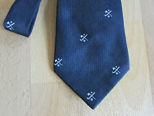 Vintage the Golfer Golf Tie by Thresher and Glenny reg no 889306- See Pictures