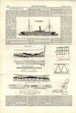 1891 aumento recupero SS ulunda danni mostrato paratie stagne