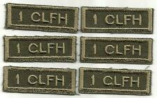 1 Canadian Light Field Hospital Combat Titles