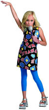 Child Girls Disney HANNAH MONTANA Costume Small (4-6x) singer 50461L