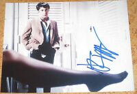 DUSTIN HOFFMAN SIGNED 8X10 PHOTO RAIN MAN AUTOGRAPH COA E
