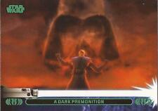 """Star Wars Jedi Legacy - Green Parallel Card 22A """"Visions on Mortis"""""""