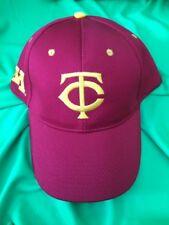 brand new 7cc49 f09da MINNESOTA TWINS 2017 SGA Minnesota Gophers Theme Night Baseball Hat Cap