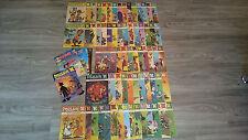 Mosaik Abrafaxe 1977-1996 ca. 70 Hefte