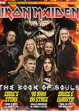 CLASSIC ROCK LIFESTYLE=NUMERO SPECIALE IRON MAIDEN=THE BOOK OF SOULS