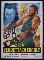 M125 Manifesto 2F El Vendetta Por Hercules' Mark Forest-B.crawford-Wandisia