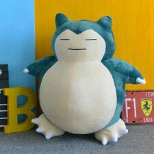 Jumbo SNORLAX Pokemon Center Kabigon Plush Toy Soft Doll Figure Gift