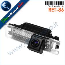 Telecamera posteriore Alfa Romeo Mito - Retrocamera CCD con luce targa
