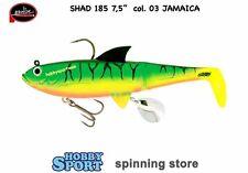 MOLIX  SHAD 185 7,5'' col PS 03 JAMAIKA (FIRETIGER) GR 100