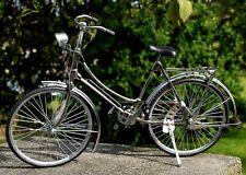 NEU schönes Damen Fahrrad Metall Modell Bike Fahrrad03