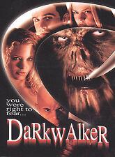Darkwalker (DVD, 2003) Rare! Horror Film
