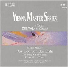 Mahler: Das Lied von der Erde (CD, Pilz)