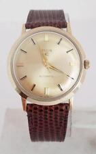 Vintage 10k GF ELGIN Mens Automatic Watch 1960s* EXLNT Condition* SERVICED