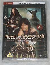 Robin Of Sherwood: LA SERIE COMPLETA 1, 2, 3 - DVD COFANETTO - NUOVO E SIGILLATO