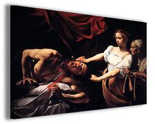 Quadri famosi Caravaggio VIII stampe riproduzioni su tela copia falso d'autore