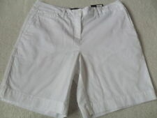 Marks and Spencer Cotton Tailored Shorts for Women