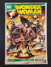 Wonder Woman Come Back to Me #1 Dc Nm Comics Book