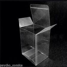 """200 x 4""""   Vinyl Display Box Cases 4"""" Protectors for Funko Pop."""