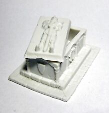 1x SARCOPHAGE - BONES REAPER miniature figurine graveyard sarcophagus 77400