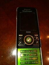 Sony Ericsson S500i cell phone