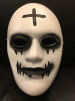 La Purga 2 Fibra Nuevo Película Disfraz Máscara Adulto Infantil Cosplay Anarquía