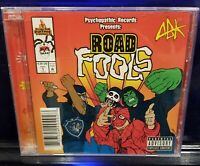Anybody Killa - Road Fools CD DVD ABK twiztid insane clown posse esham blaze icp