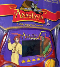 The Anastasia Disney Tiger Electronic Handheld LCD Game Vintage 90s