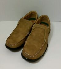 Dr Leonard's Darin Men Shoe Tan Size 9M New Free Shipping