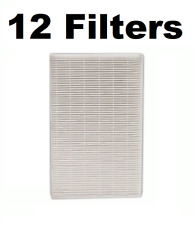 12 REPL Honeywell HPA-090, HPA-100, HPA200, HPA300 Air Filters for Part HRF-R12