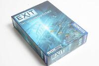 Kosmos EXIT Das Spiel Escape Game - Der versunkene Schatz *neuwertig*