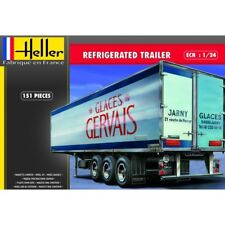 Heller 80776  1:24th scale Refrigerated Trailer