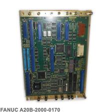FANUC PCB-MASTER AFS-0C32 BIT A20B-2000-0170