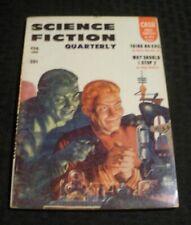 1956 Feb SCIENCE FICTION QUARTERLY Pulp Magazine v.4 #2 VG/FN 5.0 Warner Budrys