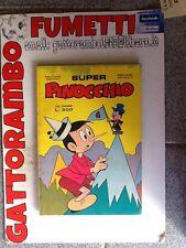 Super Pinocchio N.12 Anno 76 Edicola