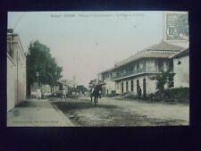 CPA  Sénégal  DAKAR  avenue du gouvernent   le trésor et le palais