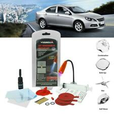 Car Windscreen Repair Kit Window Screen Crack Polishing Scratches Glass UV Light