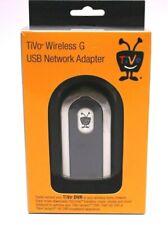 TiVo AG0100 Wireless G USB Network Adapter for TiVo Series 2 & 3 DVRs NOS