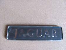 JAGUAR XJ8 VANDEN PLAS 1998 1999 2000 2001 2002 2003 TRUNK LID EMBLEM