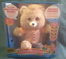 New in Box 2017 Teddy Ruxpin Storytelling, Friendship and Magical Fun Sealed