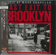 MARK KNOPFLER, LAST EXIT TO BROOKLYN, LTD ED SHM-CD, JAPAN 2012, UICY-94832