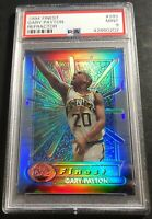1994 GARY PAYTON FINEST REFRACTOR #285 PSA 9 SONICS HOF POP 6 NONE HIGHER (977)