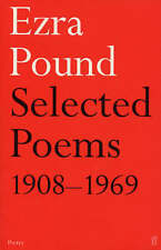 Selected Poems, 1908-69, Pound, Ezra, New Book