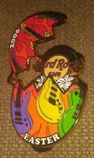 Hard Rock Cafe Hrc Minneapolis Easter Egg Guitar Flowers Collectible Pin Rare Le