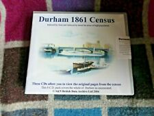 More details for durham 1861 census 8 cd set