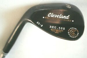 Cleveland Precision Forged wedge / Cleveland Tour Concept wedge shaft LEFT HAND