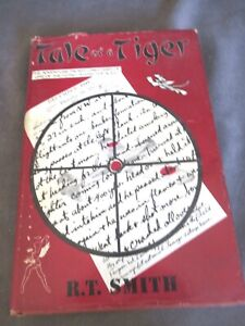 1988 Signed TALE of a TIGER - RT Smith - Flying Tigers Top Ace Diary ch308