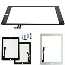 Für iPad 2/3/4/5 air Touch screen Front Glas Digitizer Frontscheibe+ Werkzeugset