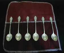 Gorham SATYR / No. 26 figural demitasse spoons - set of 6
